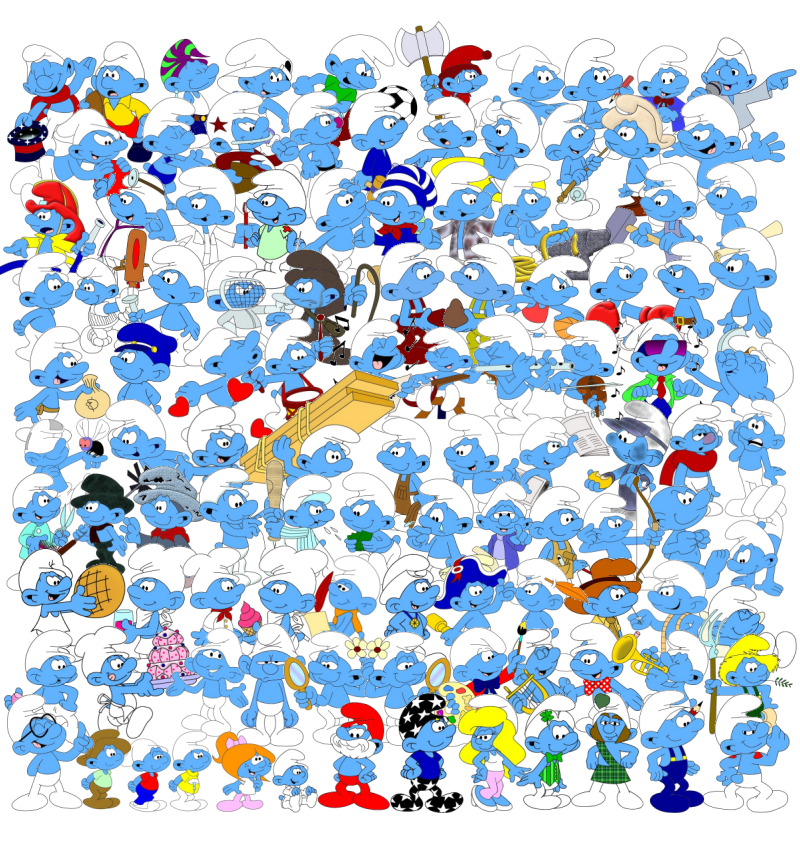 names of smurfs - Video Search Engine at Search.com